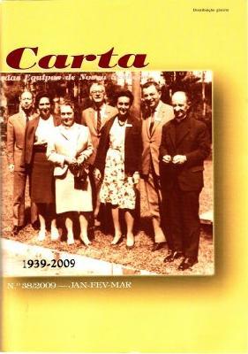 Carta nº. 38/2009 Jan-Fev-Mar