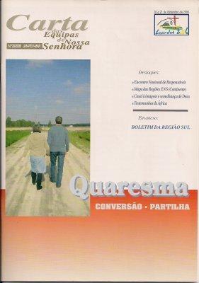 Carta nº. 29/2006 Jan-Fev-Mar