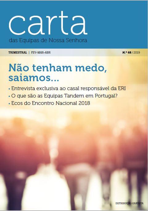 Carta n.º 68/2019 Fev/Mar/Abr